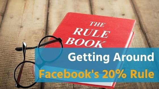 getting around facebooks 20 percent rule