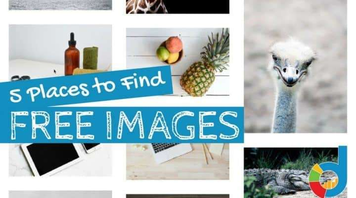 "5 (+1 Bonus) Places to Find Free ""Royalty Free"" Images"